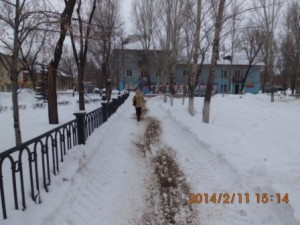 площадь ДК Нефтяников
