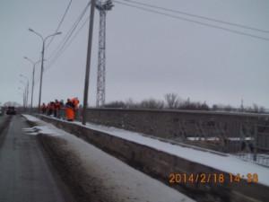 путепровод 116 километр