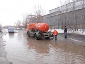 Откачка ул.Заводская