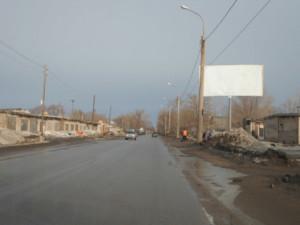 Сбор мусора ул.Грозненская