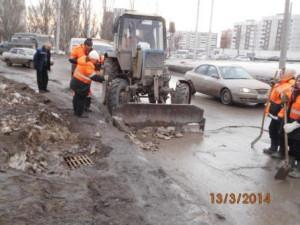 Открытие ДП ул. Антонова Овсеенко (2)