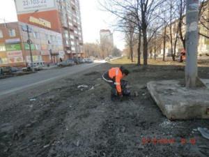 ул.ново-Вокзальная,подбор посторонних предметов (2)