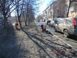 ул.ново-Вокзальная,подбор посторонних предметов (1)