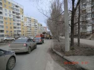 22 партсъезд уборка прилатковой части