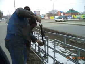 ул.Солнечная-ремонт ограждений (25)