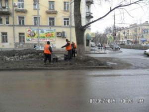 Краснодонская подбор мусора (1)