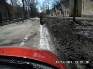 ул.краснодонская.