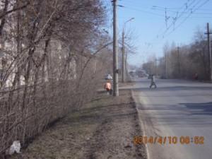 Подбор мусора Пугачевский тракт