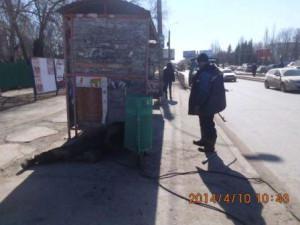 Ново-Вокзальная ремонт урн