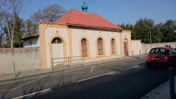 Paroisse orthodoxe Saint Hermogène - 12 марта 2016, 100 avenue Clot Bey à Marseille 13008