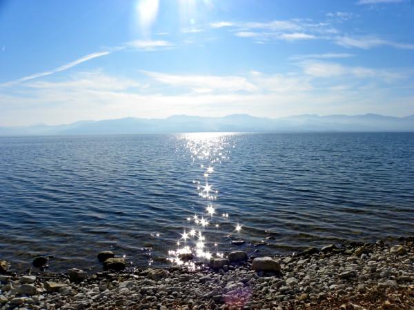 Озеро Трихонис или Трихонида