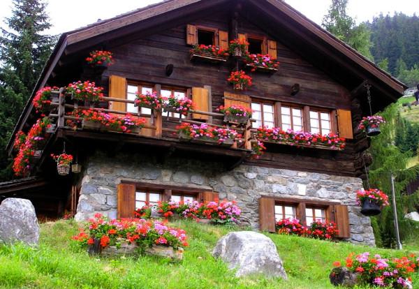 Деревня Грименц