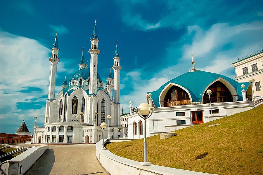 Кул Шариф - мечеть в Казани