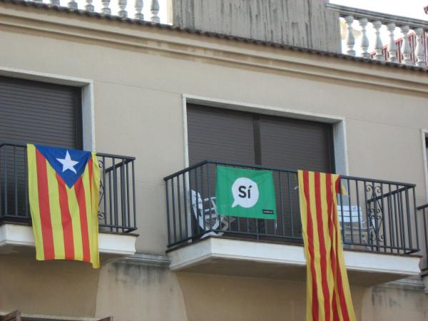 Каталония, на пути к независимости