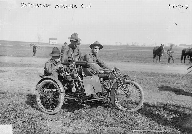 benet-mercie motorcycle