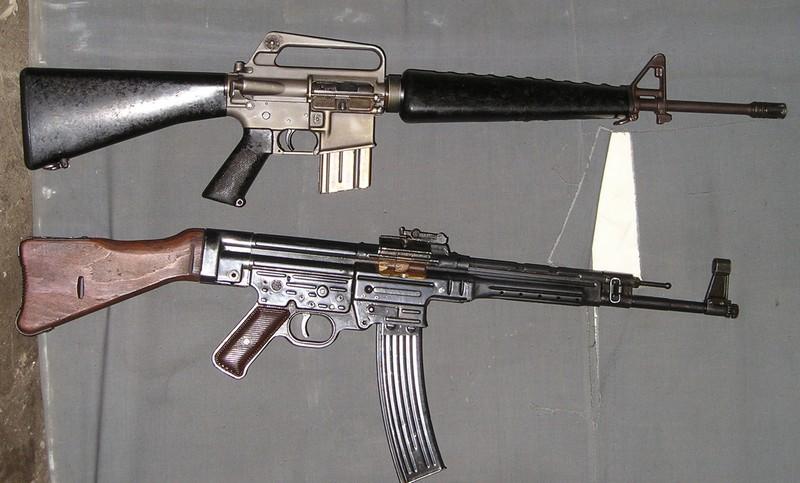 m16 stg 1