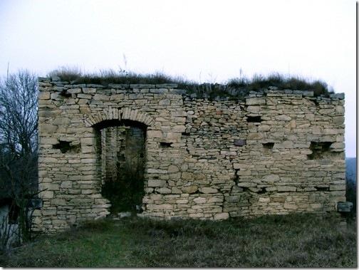 Чернелиця, замок