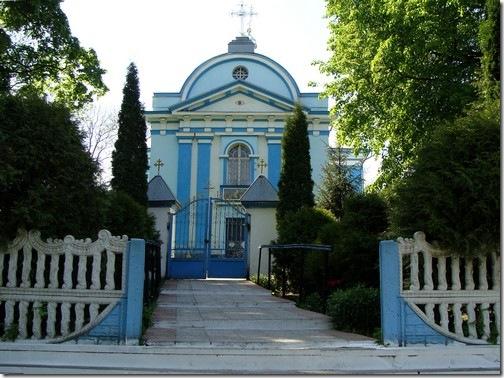 Клевань, храм Різдва Хрестового