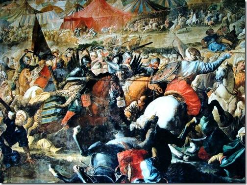Олеський замок, Битва під Віднем 12 вересня 1683 року