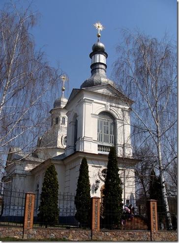 Васильків, Свято-Миколаївська церква