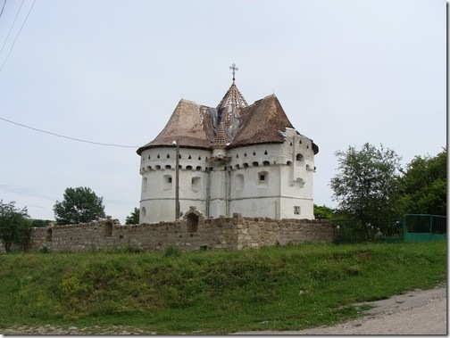 Сутківці, Покровська церква