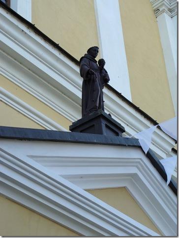 Полонне, костел св. Анни