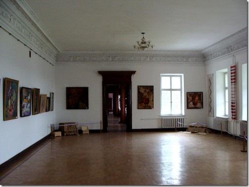 Качанівка, палац