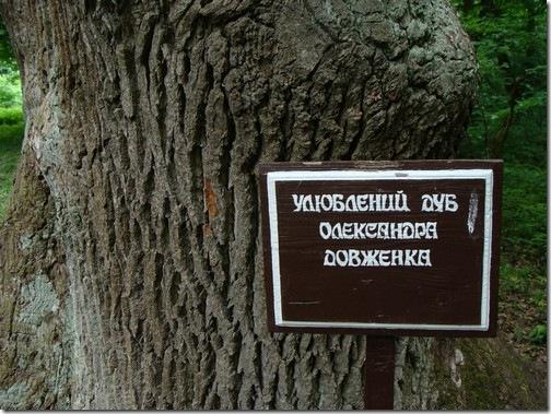 Качанівка, парк
