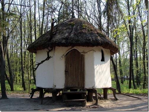 Переяслав-Хмельницький, будиночок відьми