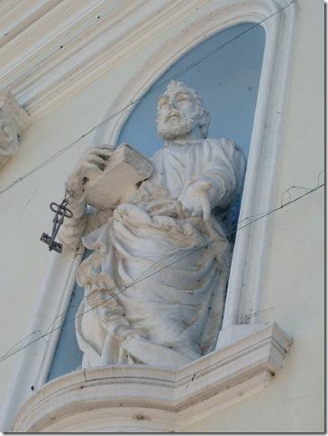 Бережани, церква Пресвятої Трійці