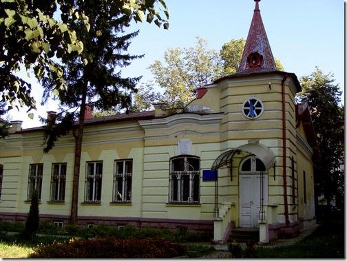 Івано-Франківськ, вул. Грюнвальдська