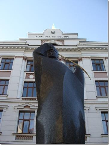 Івано-Франківськ, будинок правосуддя