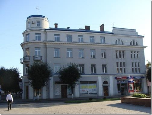 Івано-Франківськ, Будинок офіцерів