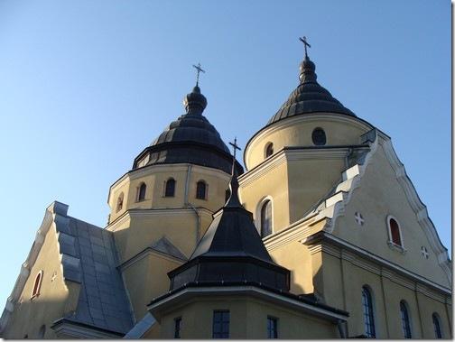 Івано-Франківськ, Троїцька церква