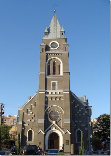 Івано-Франківськ, костел Святого Йосифа