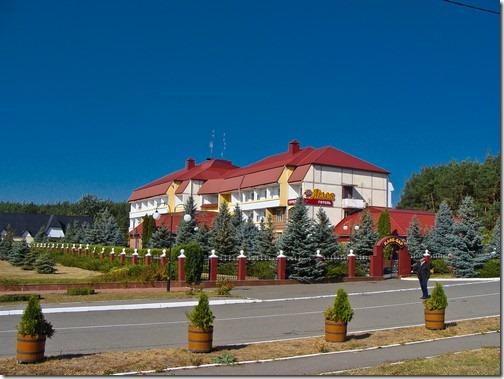 Ковалевка, оздоровительный комплекс и отель