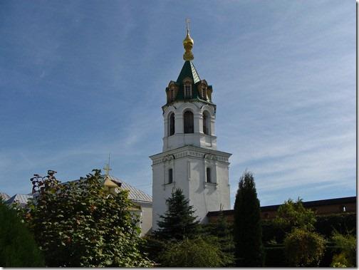 Зимненський Святогірський монастир, дзвіниця