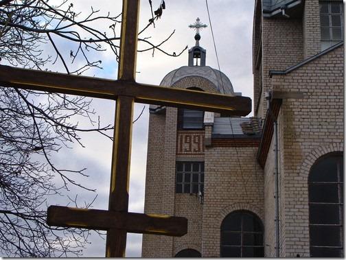 Товсте,  церква святого Андрія Первозванного