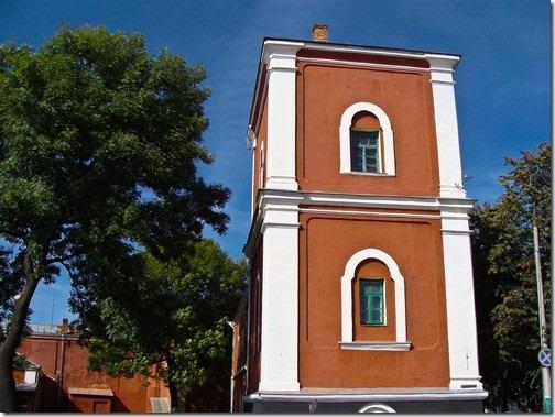 Володимир-Волинський, каплиця Домініканського монастиря