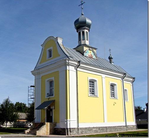 Володимир-Волинський, Миколаївська церква