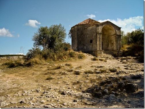Чуфут-Кале, мавзолей Джанике-ханим