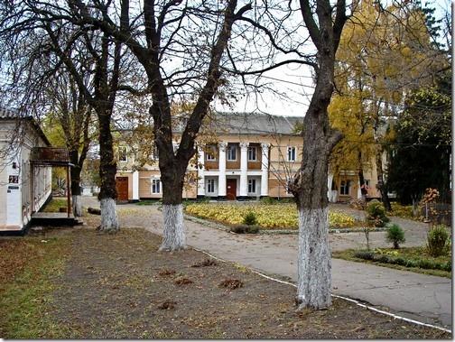 Бердичів, будинок мирових суддів 1846 р.