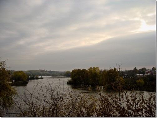 Бердичів, річка Гнилоп'ять
