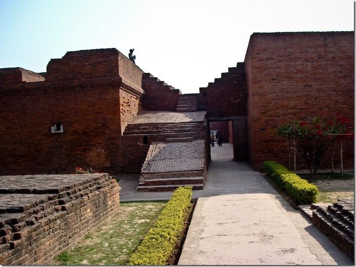 Наланда, буддистський університет