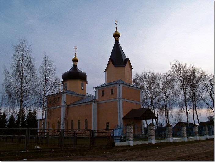 Зірне, церква Святого Пантелеймона