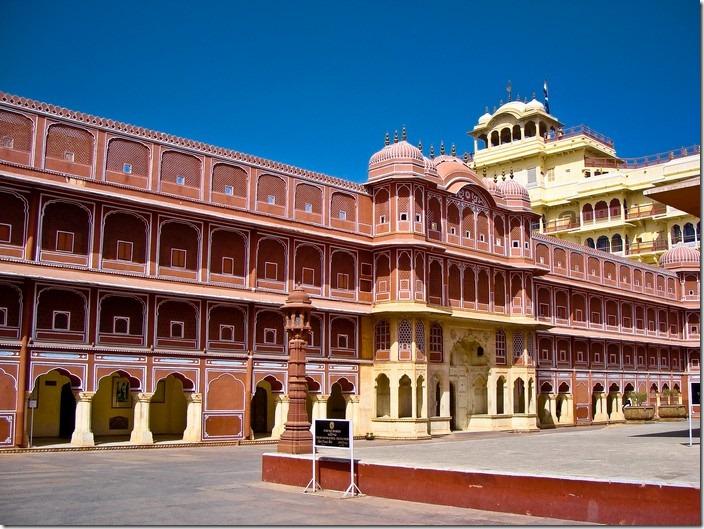 Джайпур, Чандра-Махал