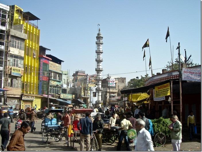 Джайпур, на вулицях міста