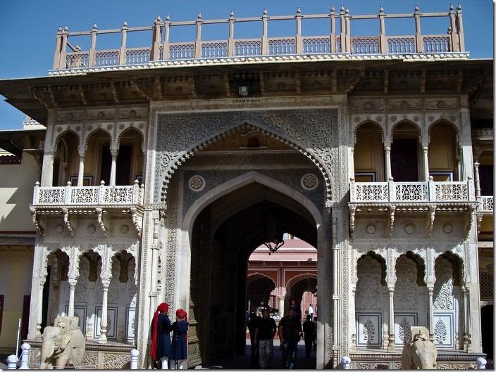 Джайпур, міський палац