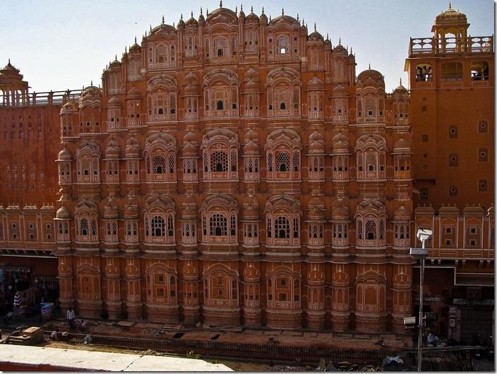 Джайпур, Повітряний палац