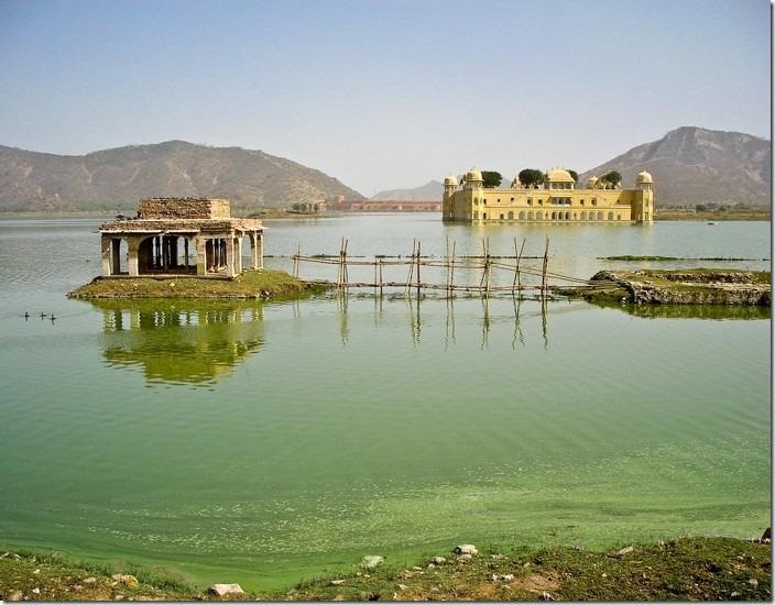 Джайпур, Водяний палац